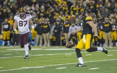 Hawkeye punter Colten Rastetter's new mindset key to bounce-back season