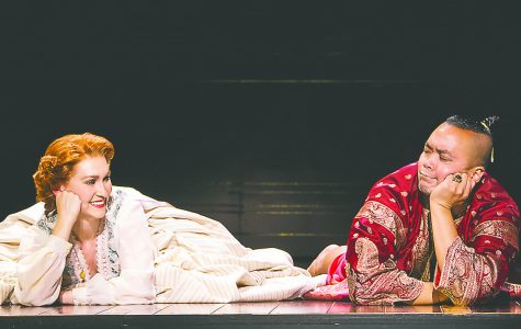 Hancher welcomes Broadway royalty
