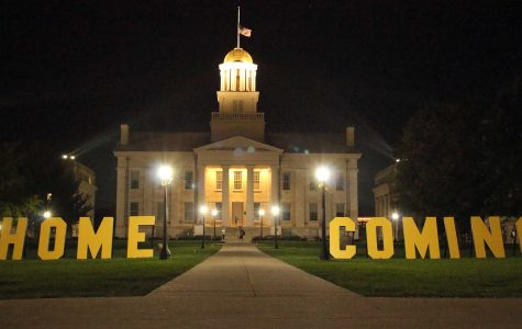 In Their Own Words: What is your favorite part of Homecoming Week?