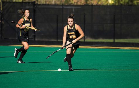 Hawkeye field hockey ready for Big Blue challenge