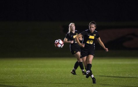 Iowa soccer needs to pick up 2 points for tourney berth
