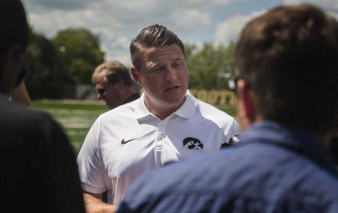 Iowa football coordinators find takeaways from first three games
