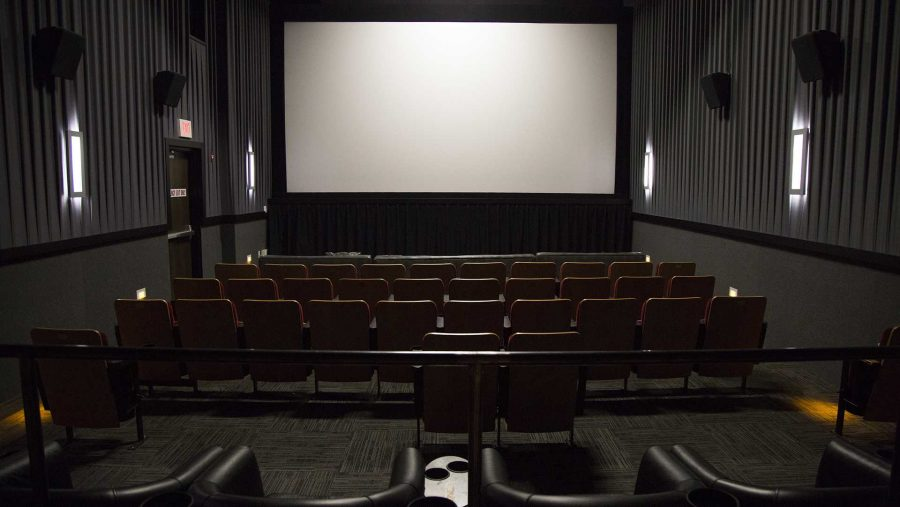 The+FilmScene+theater+screen+is+shown+Dec.+10%2C+2015.