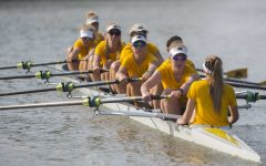 Iowa rowing set for first fall scrimmage