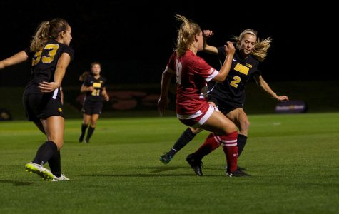 Soccer misses big against Wisconsin