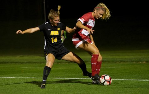 Crucial night opens for Iowa soccer ahead of Big Ten tournament