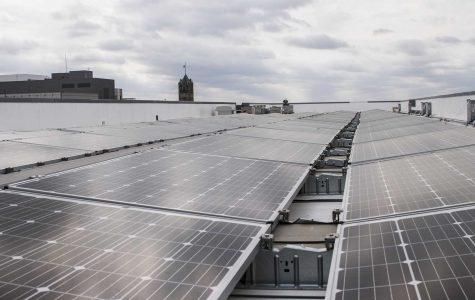 Johnson County receives high honor for solar energy accessibility