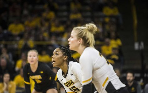 Hawkeye volleyball seeks to own the state