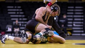 Early season takeaways for Iowa wrestling