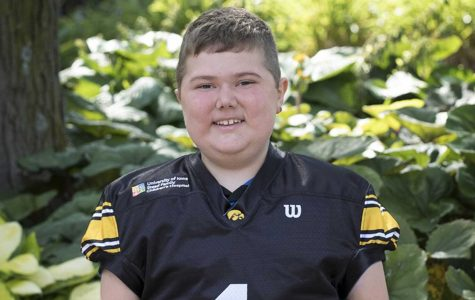 Huge Hawkeye fan to experience a day on the team as Kid Captain