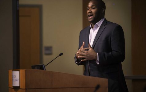 Iowa City City Council Candidate Kingsley Botchway is back on the ballot