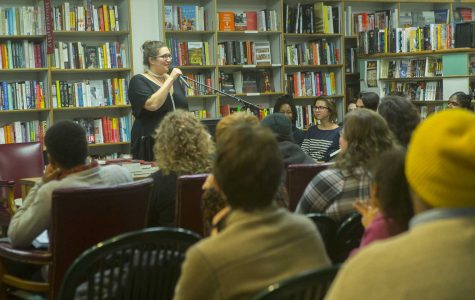 Carmen Maria Machado reads at Prairie Lights