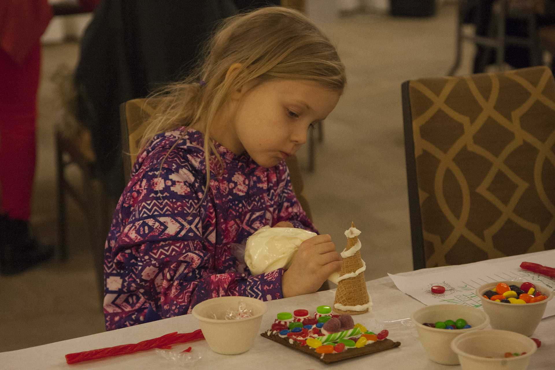 Photos: Downtown Gingerbread House Competition (12/10/17)