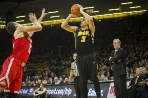Defense key for Hawkeye hoops in Big Ten opener