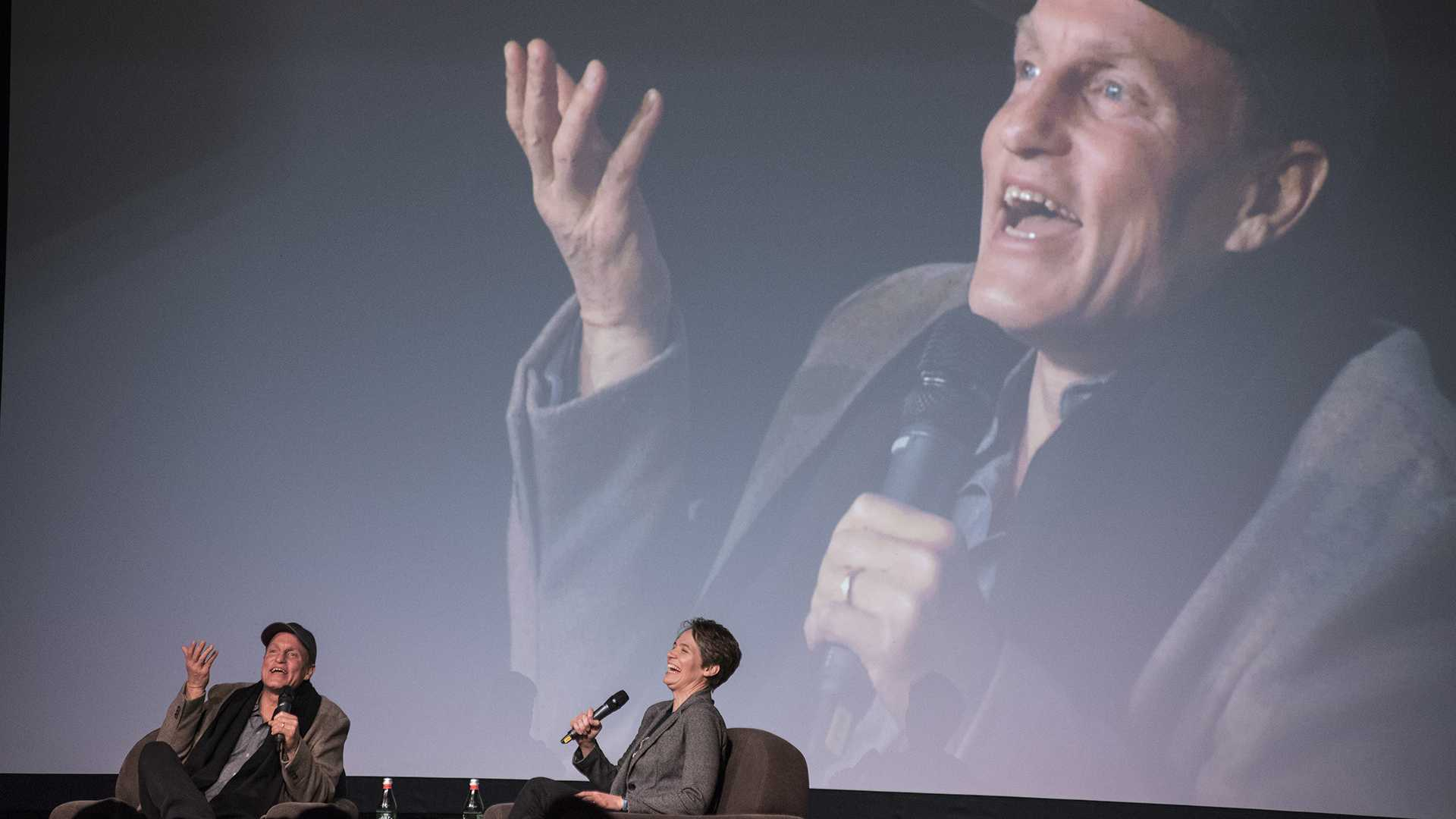 Woody Harrelson visits the IMU on Thursday, Jan. 25 to speak about his new movie