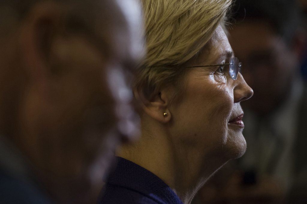 Sen.+Elizabeth+Warren%2C+D-Mass.%2C+brought+about+the+phrase+%26quot%3BNevertheless%2C+she+persisted.%26quot%3B++%28Tom+Williams%2FCongressional+Quarterly%2FNewscom%2FZuma+Press%2FTNS%29