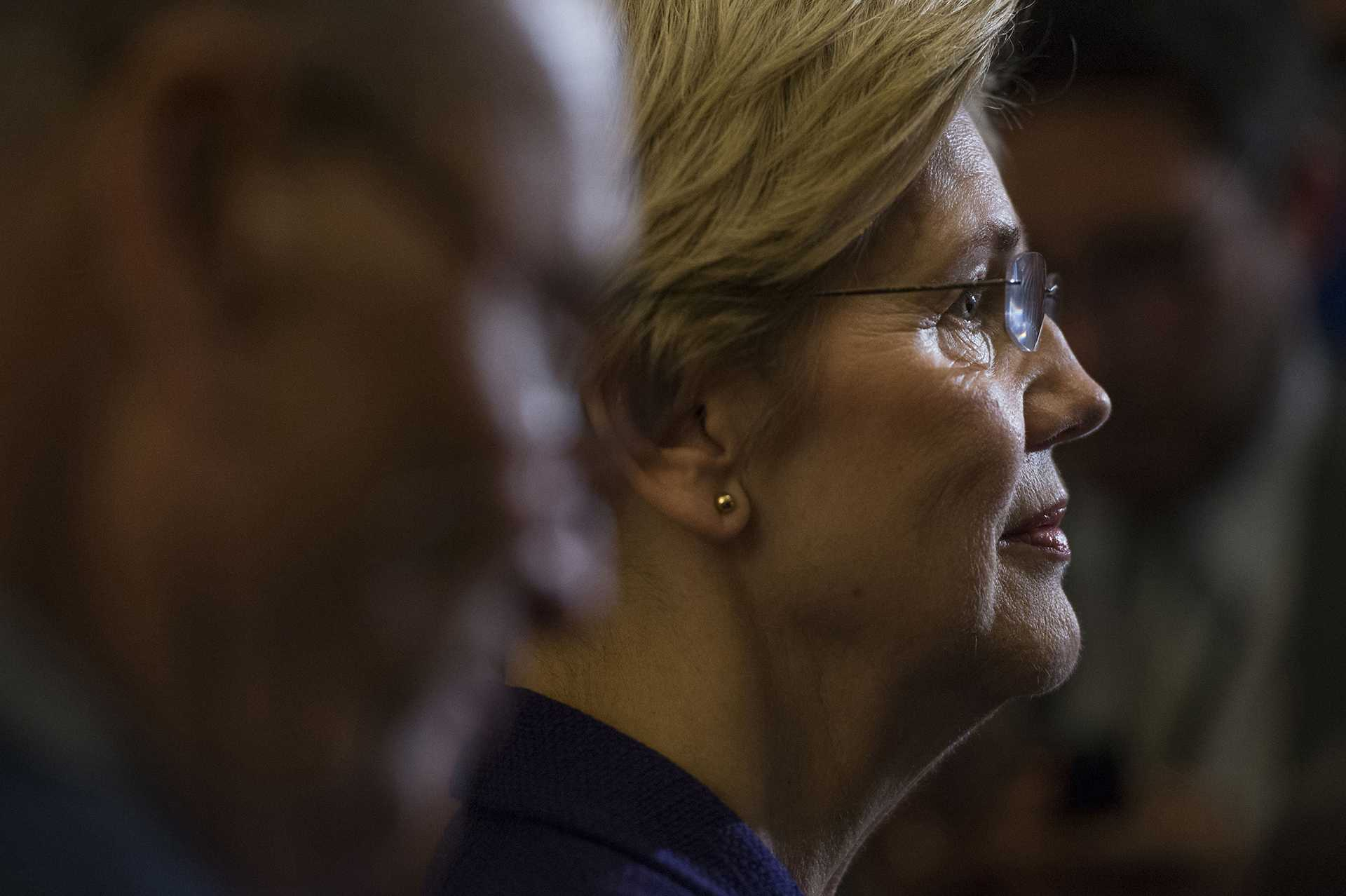 Elizabeth Warren set to make stop in Iowa City Feb. 10