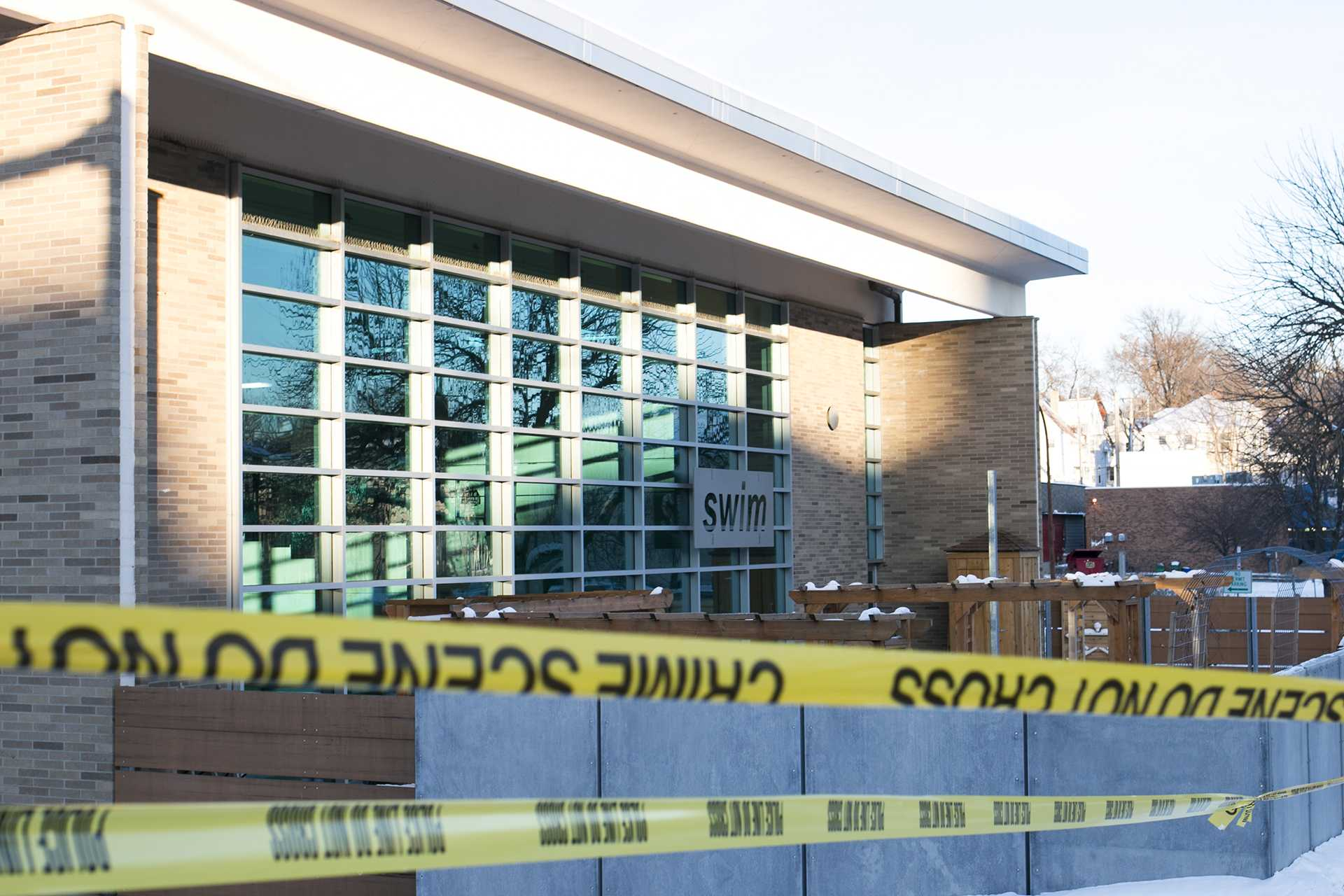 Cause of death determined for man found dead outside city Rec Center