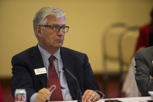 UI community says regents, UI officials, legislators need to ramp up advocacy efforts