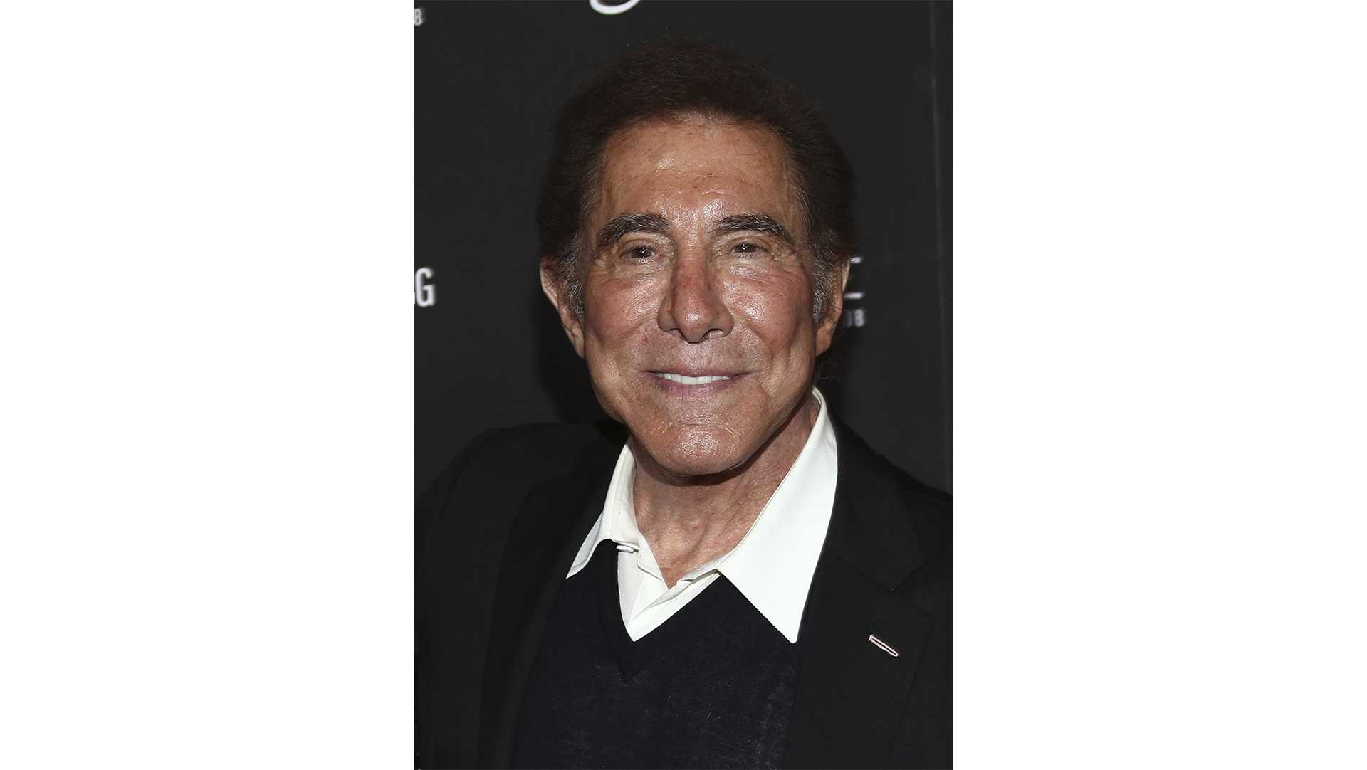 Steve Wynn arrives for the grand opening of Intrigue Nightclub on April 29, 2016, at Wynn Las Vegas in Las Vegas. (GPA/imageSPACE/Sipa USA/TNS)