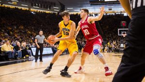 Hawkeye basketball looks to improve defense