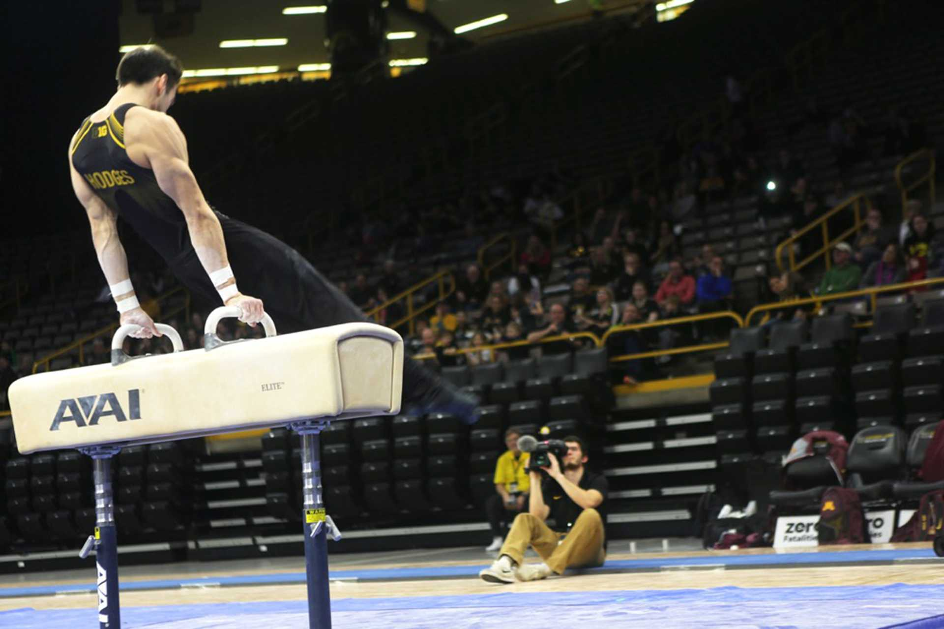 Men's And Women's Gymnastics Have Their Work Cut Out For Them This Weekend