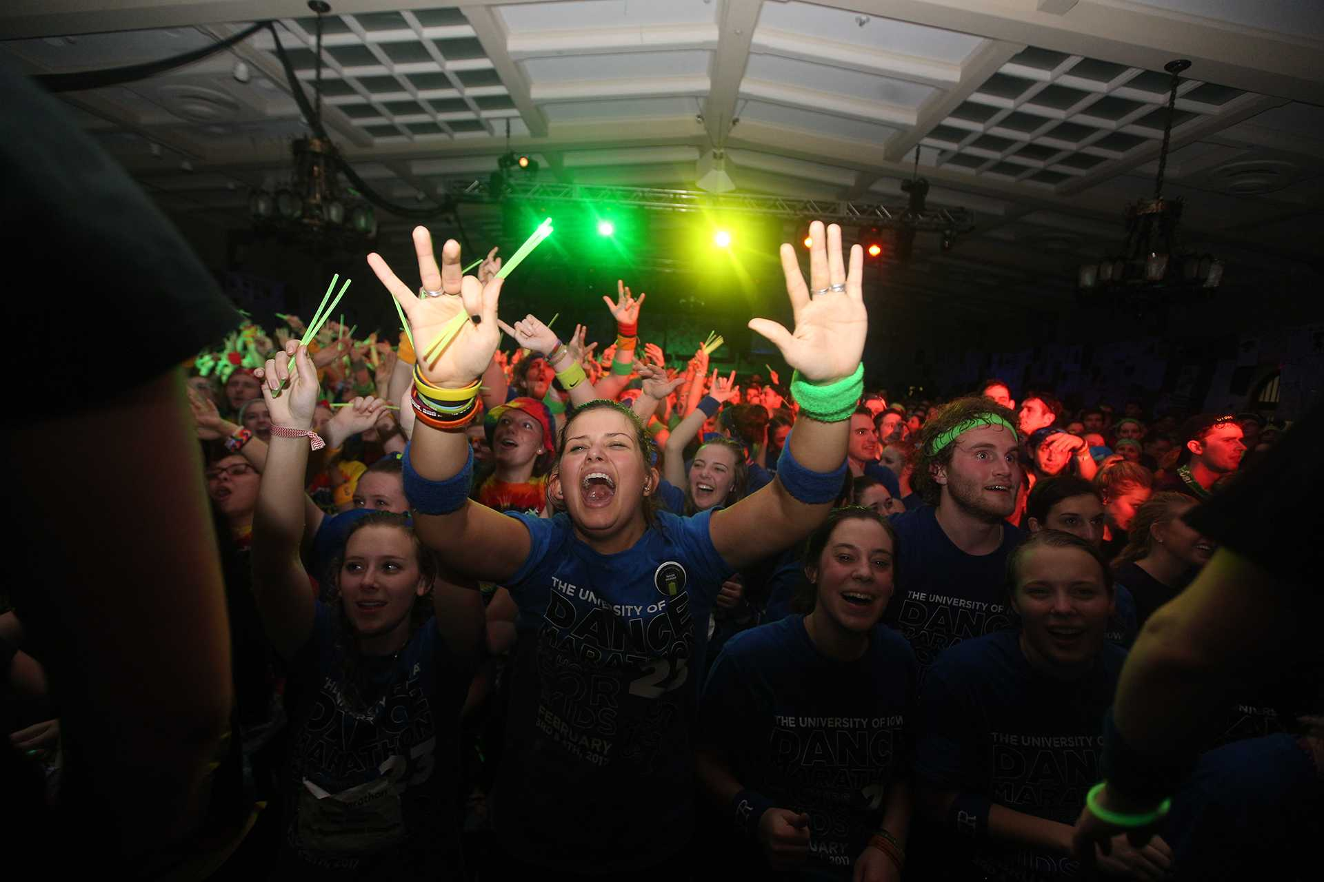 Dance Marathon 24 fights cancer with lime and love
