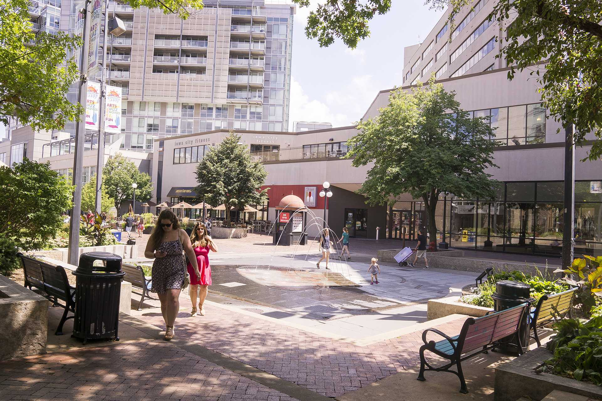 Free Wi-Fi service coming to Ped Mall