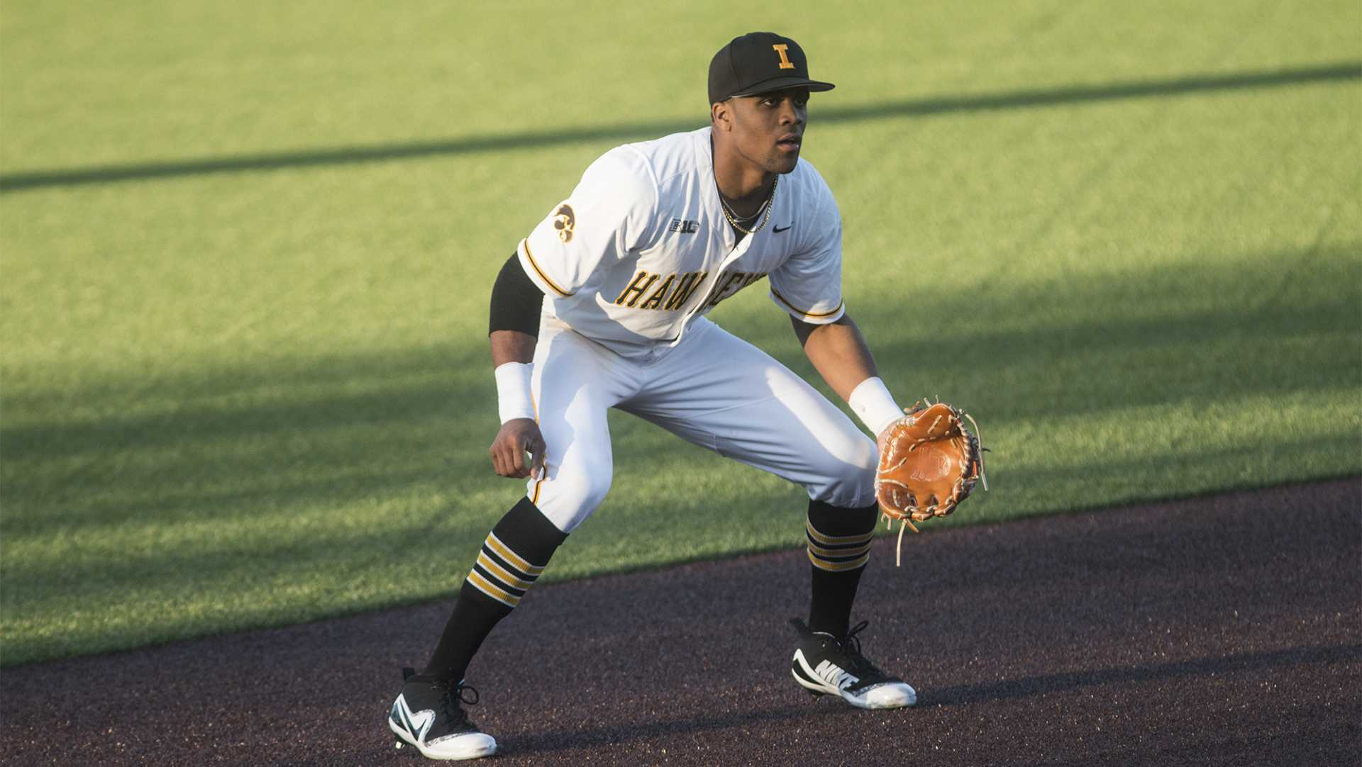Elion leads Hawkeyes to victory in home-opener