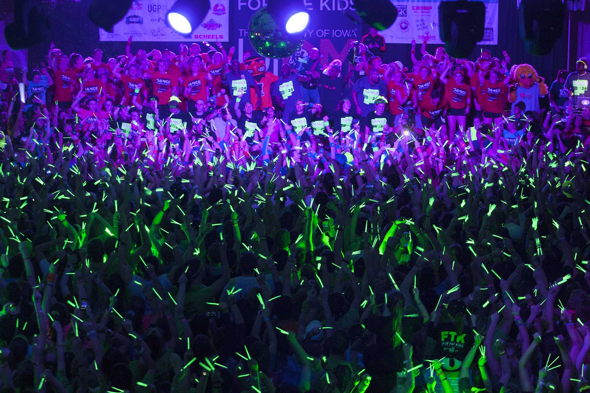 Dance Marathon wants to increase its impact by connecting with other campus organizations