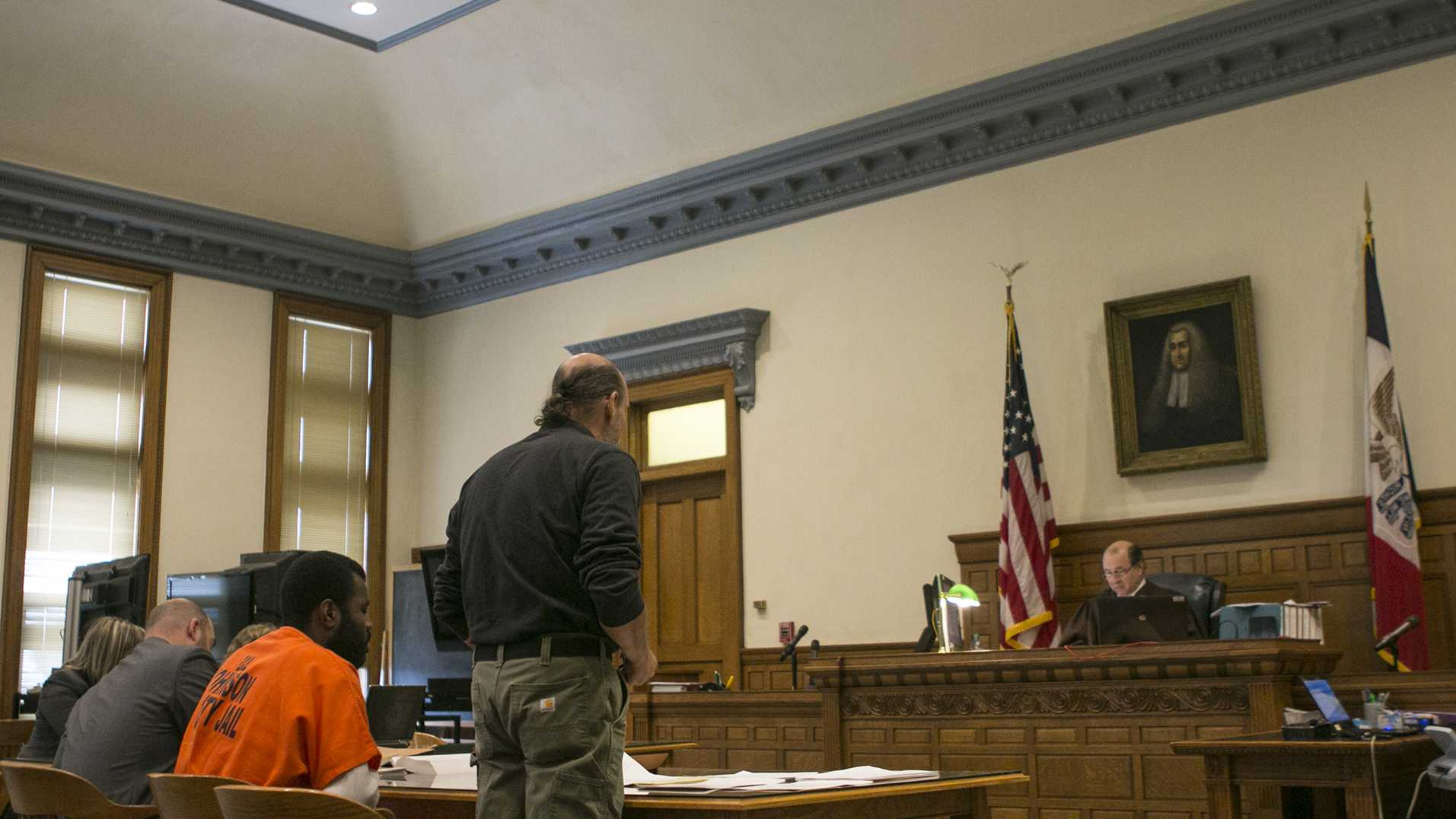 Jury will try to reach decision today in Lamar Wilson trial