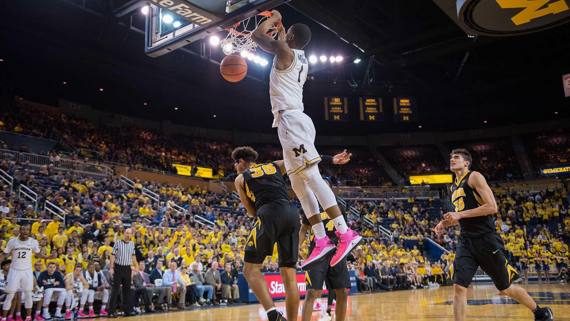 Evan Aaron/The Michigan Daily