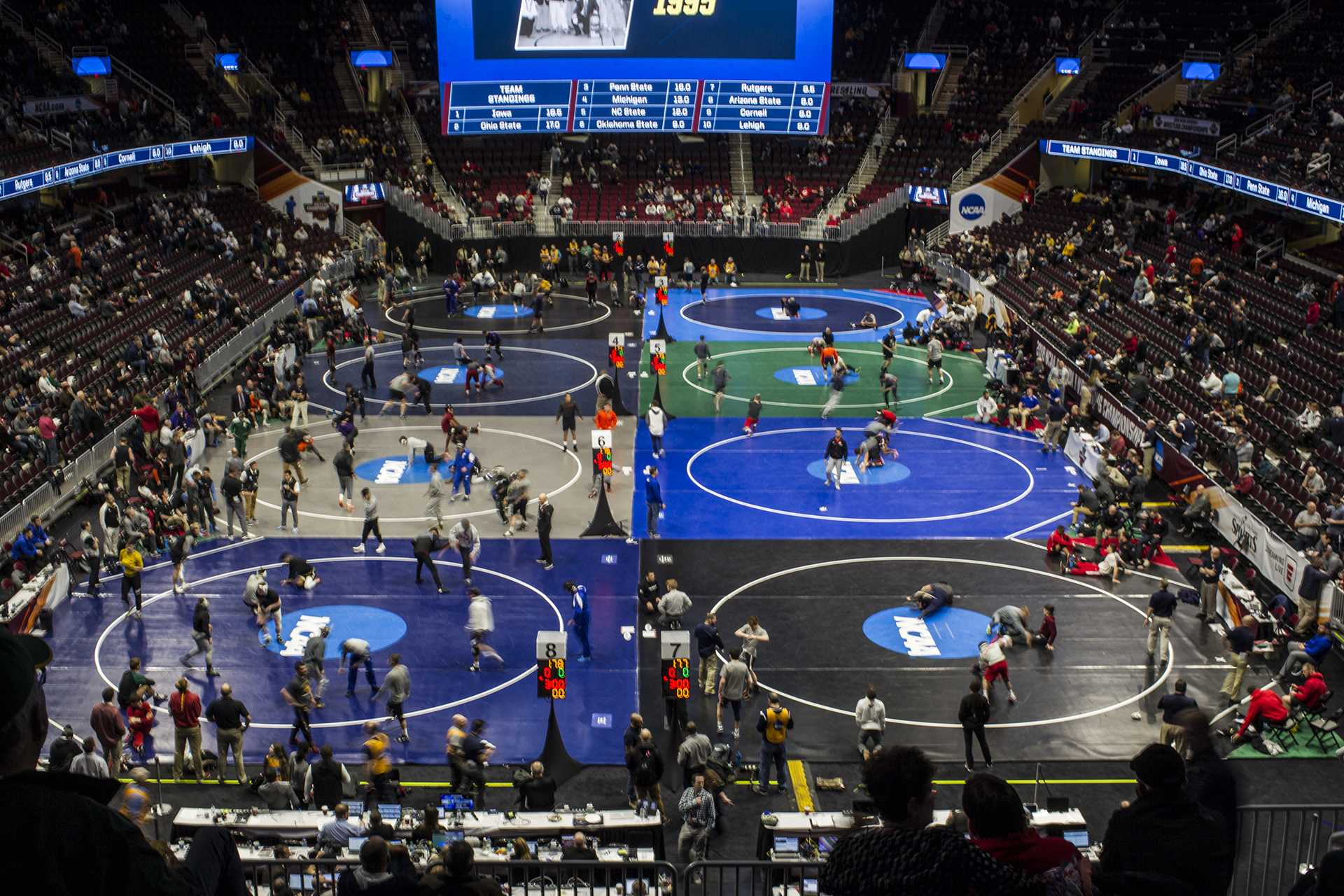 What happened, what's next: NCAA Championships Session 2