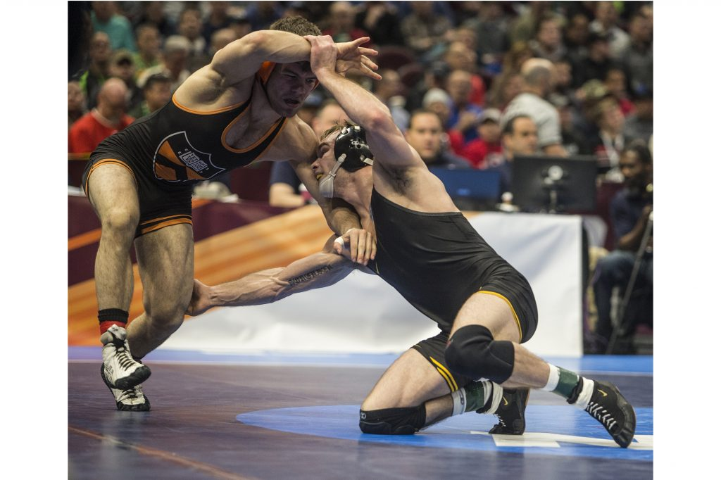 Sorensen's All-American career comes to an end - The Daily Iowan
