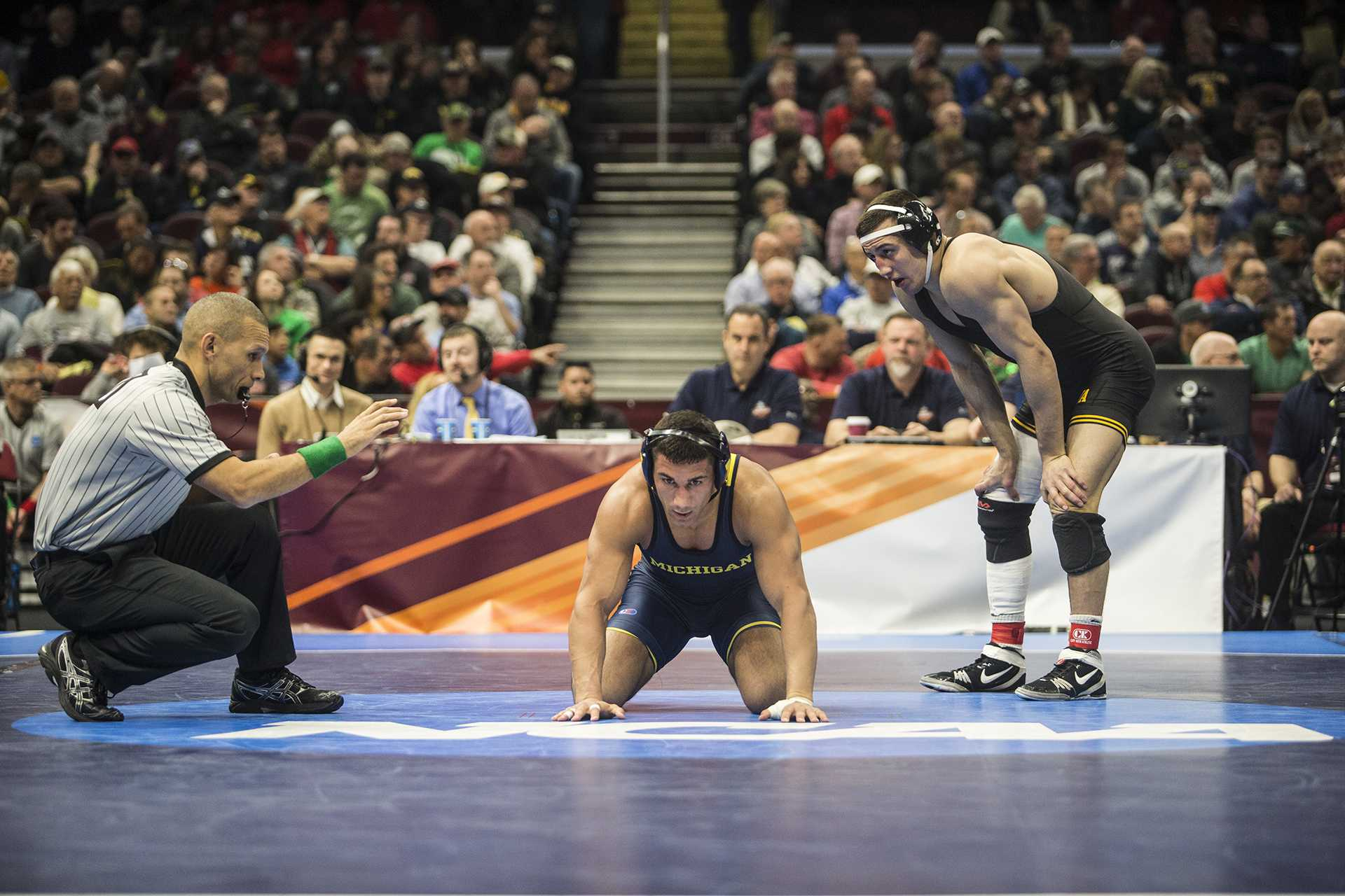 Iowa clinches third place at NCAAs