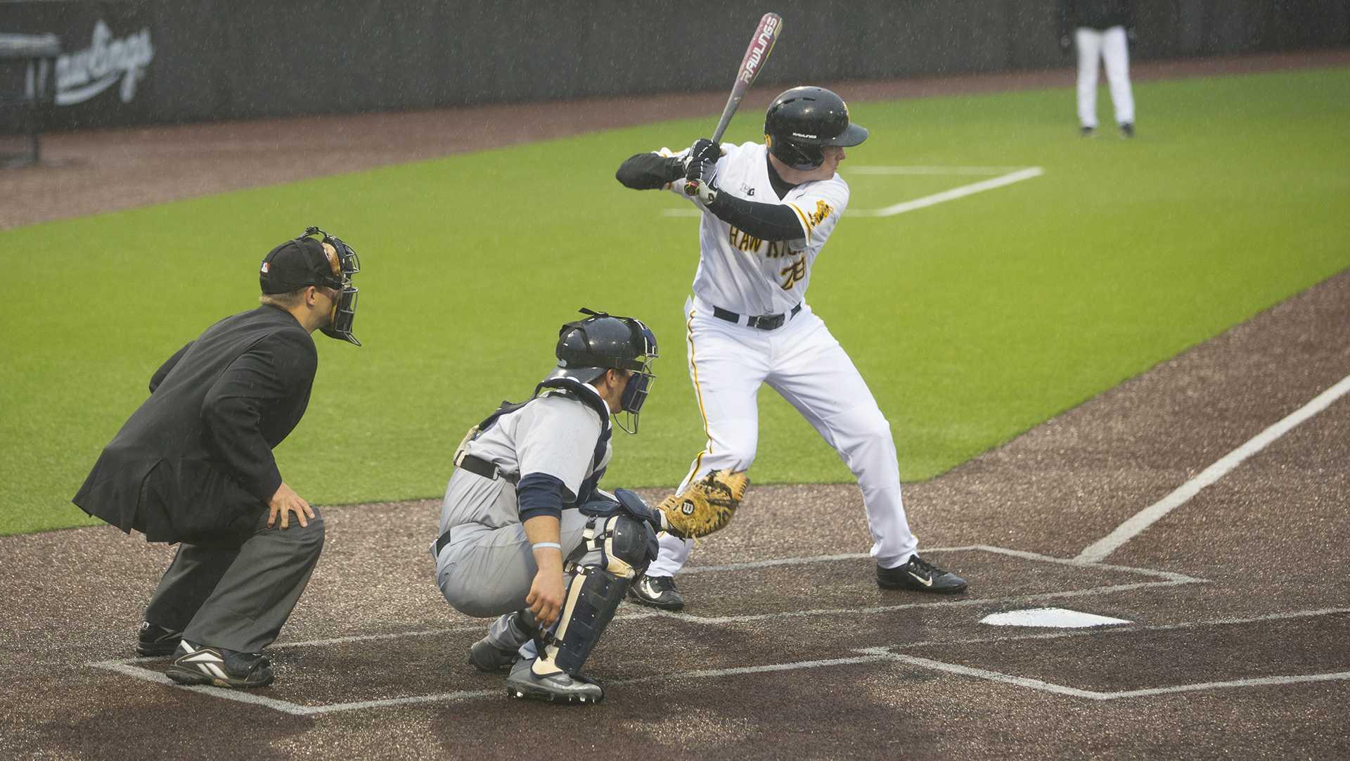 Iowa baseball's Whelan returns from surgery
