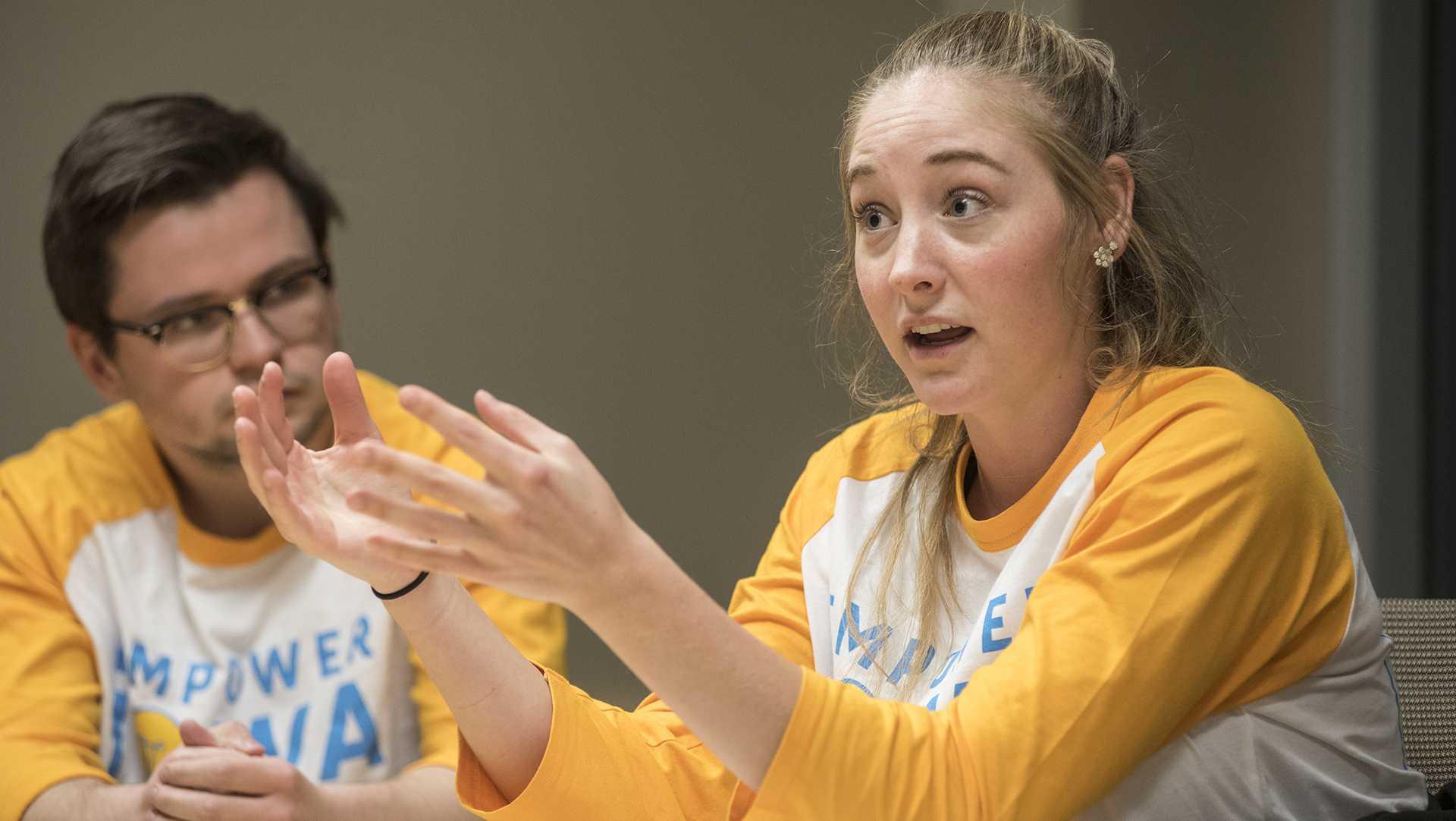Editorial: DI endorses Empower Iowa for student government