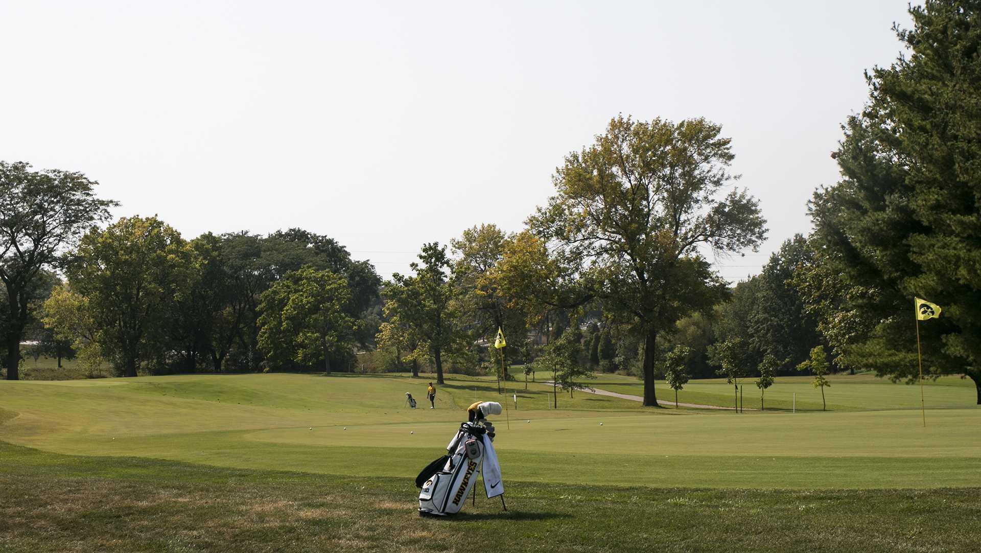 Iowa Women's Golf Takes On Arizona