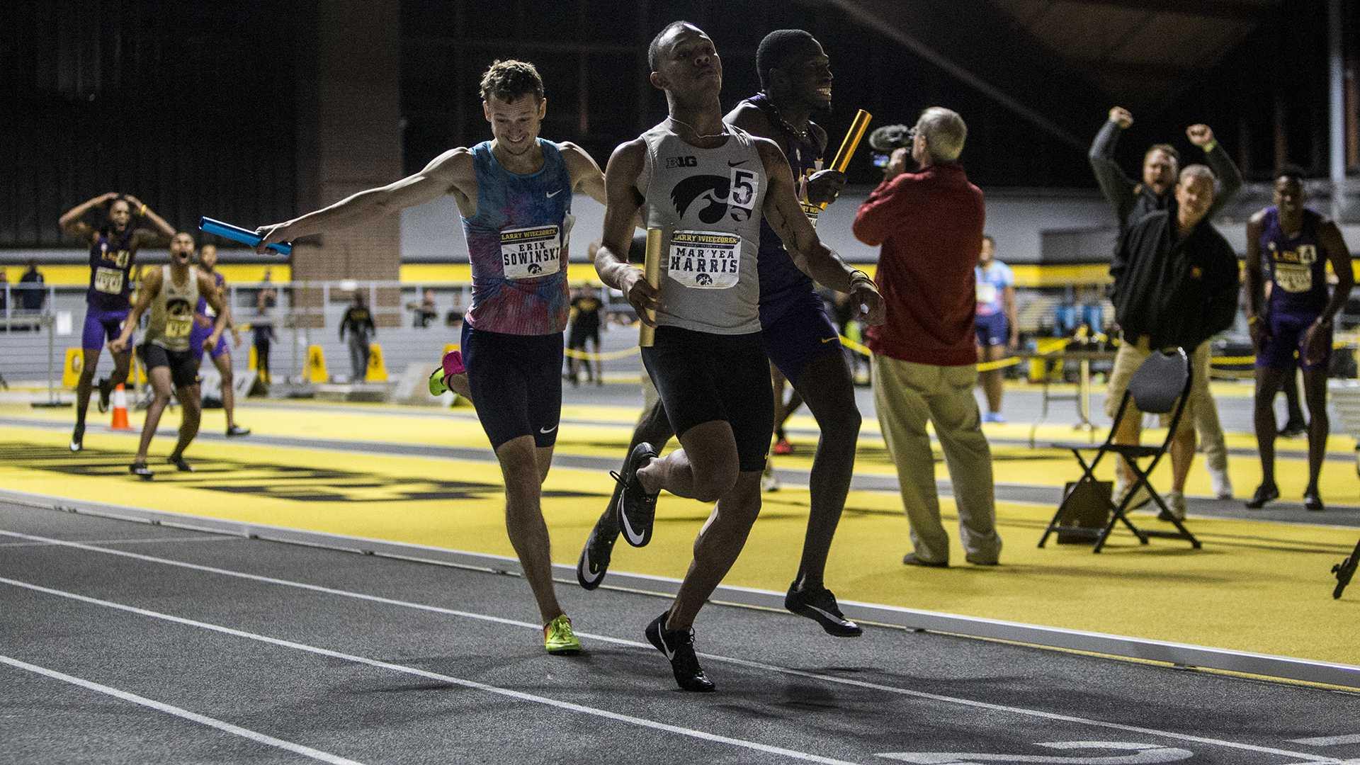 Iowa track and field head to Big Ten Indoor Championships