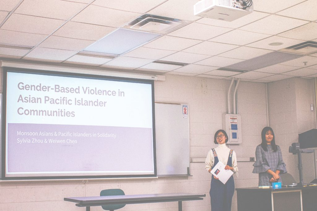 Asian Pacific Islander community holds a Sexual Assault Awareness Month discussion