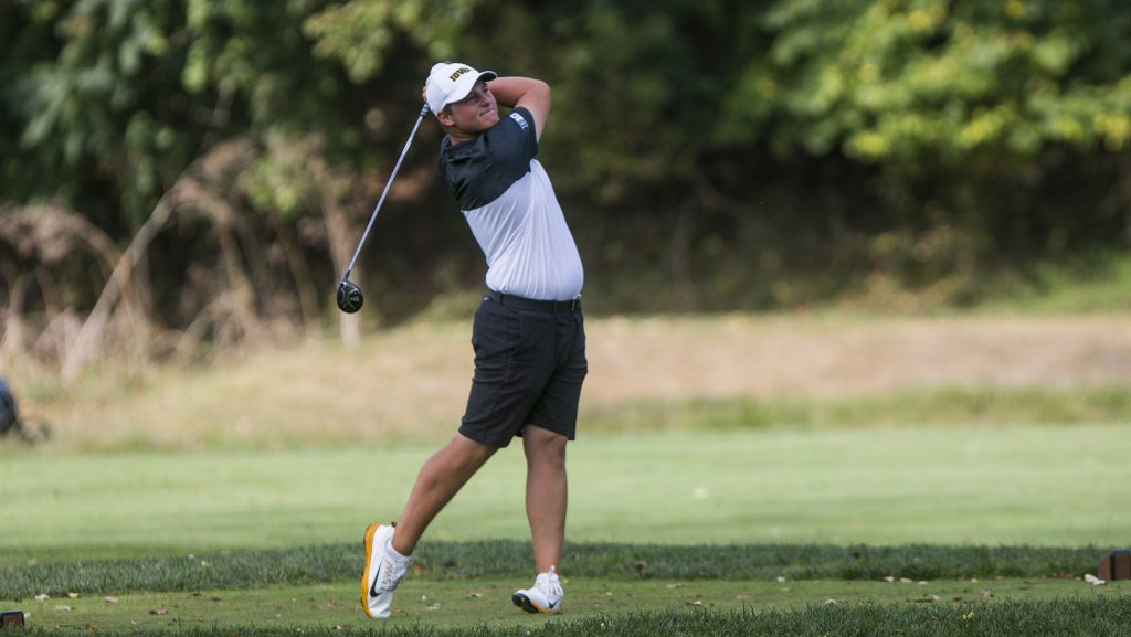 Iowa%27s+Alex+Schaake+drives+during+a+tournament+at+the+Donald+Ross+Course+at+the+Cedar+Rapids+Country+Club+in+Cedar+Rapids+on+Tuesday%2C+Sept.+19%2C+2017.+