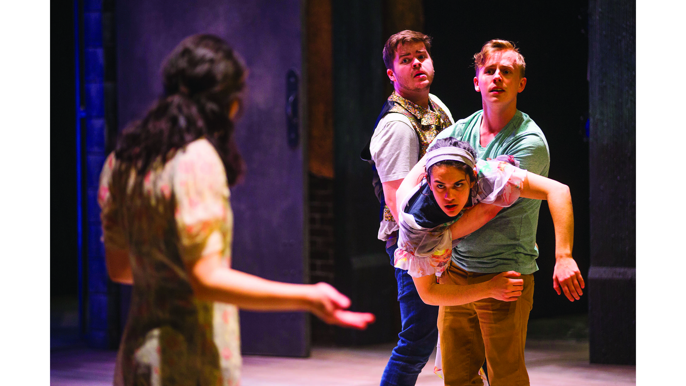 The Theater Department's production of A Midsummer Night's Dream is set to enrapture audiences into a magical world