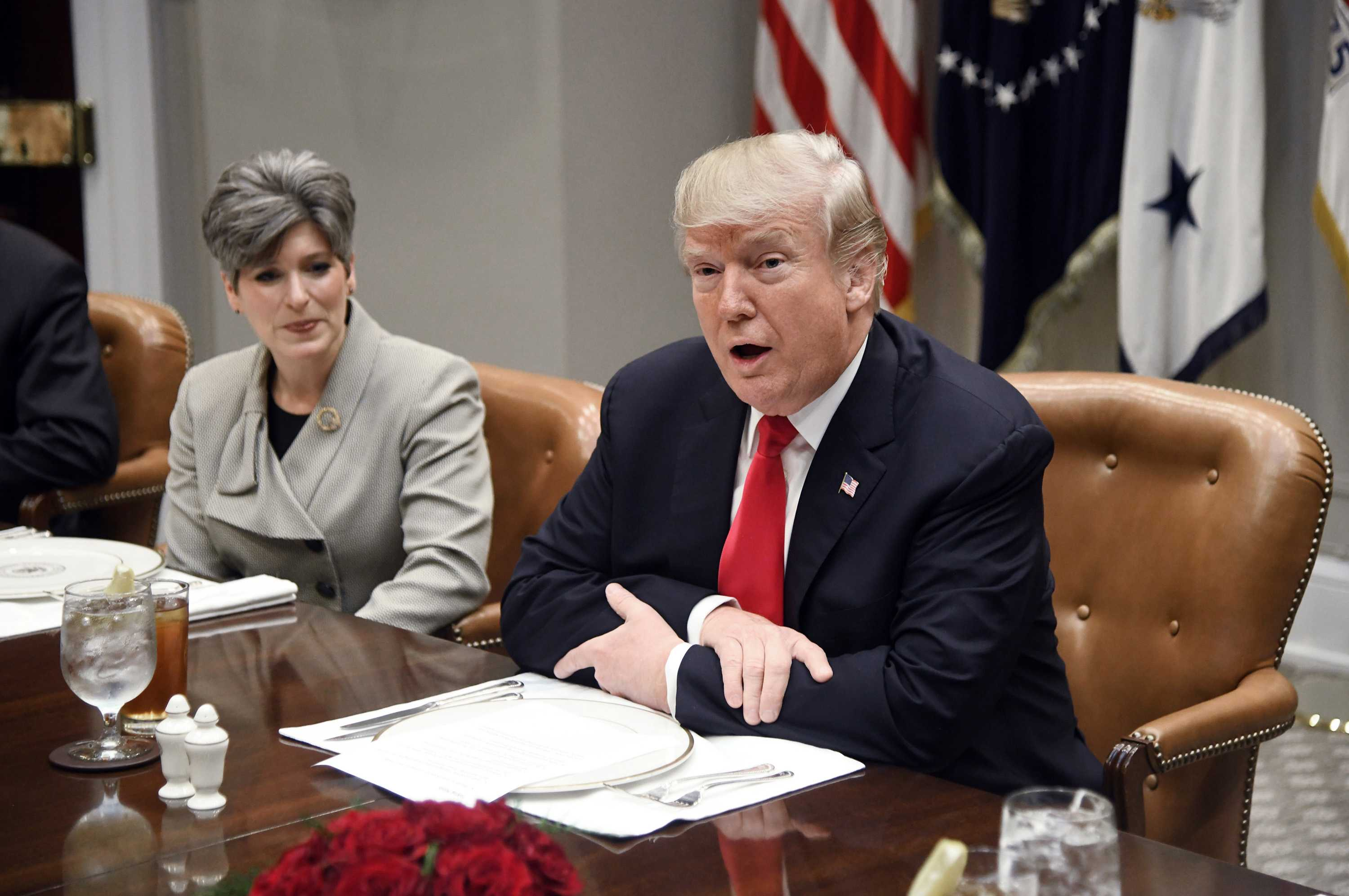Joni Ernst praises trade agreements ahead of U.S. Senate vote on USMCA