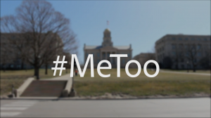 Video: #MeToo on the University of Iowa's campus