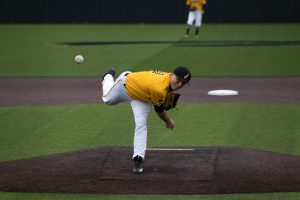 Iowa baseball's annual Black and Gold World Series kicks off