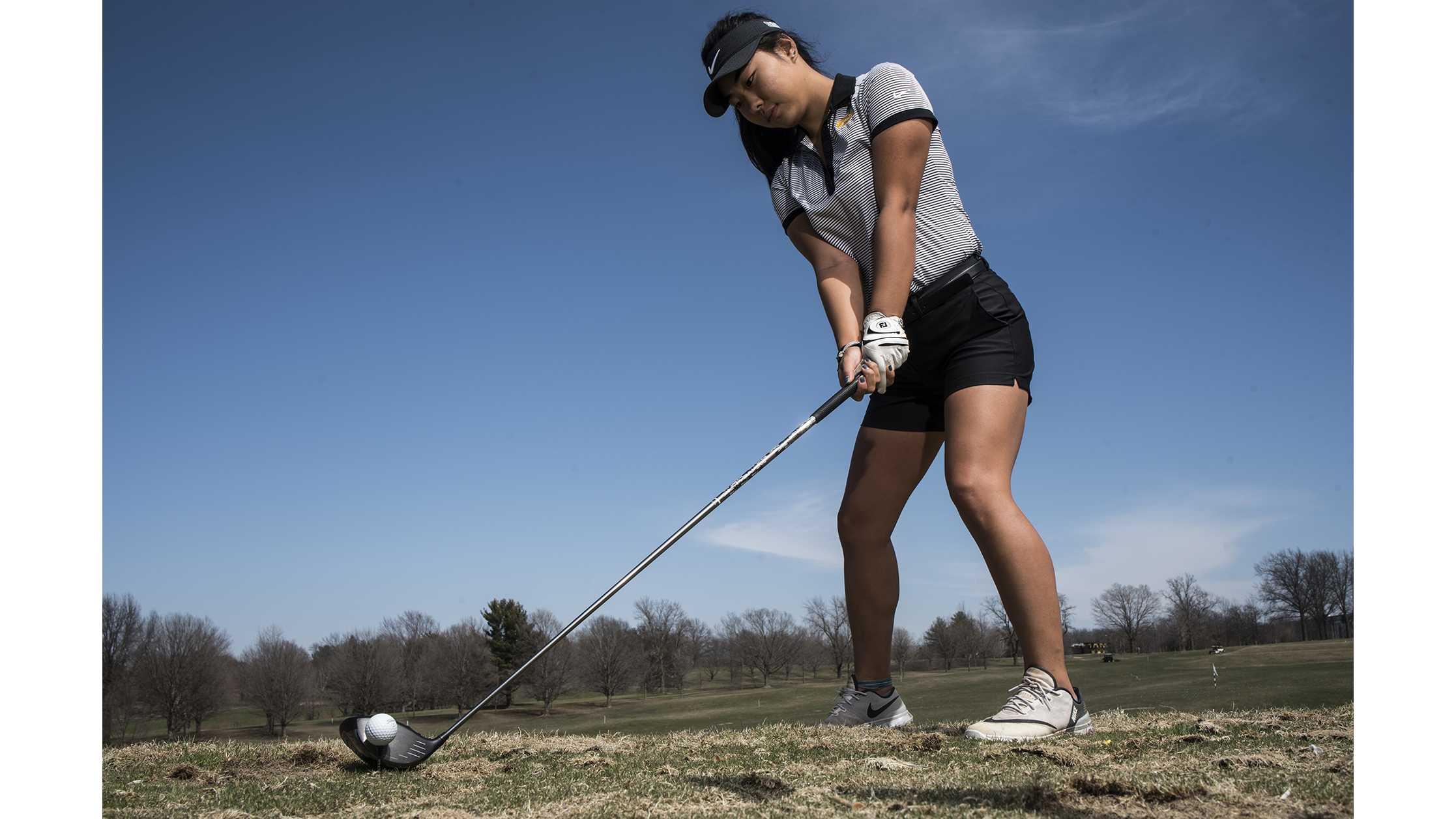 Freshman Fujitani Steps Up Big For Iowa Golf