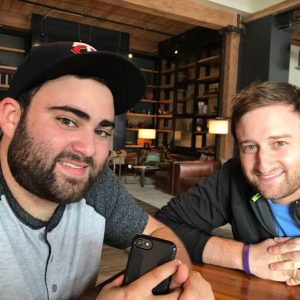 Brothers and DI alumni find success in news media, marketing