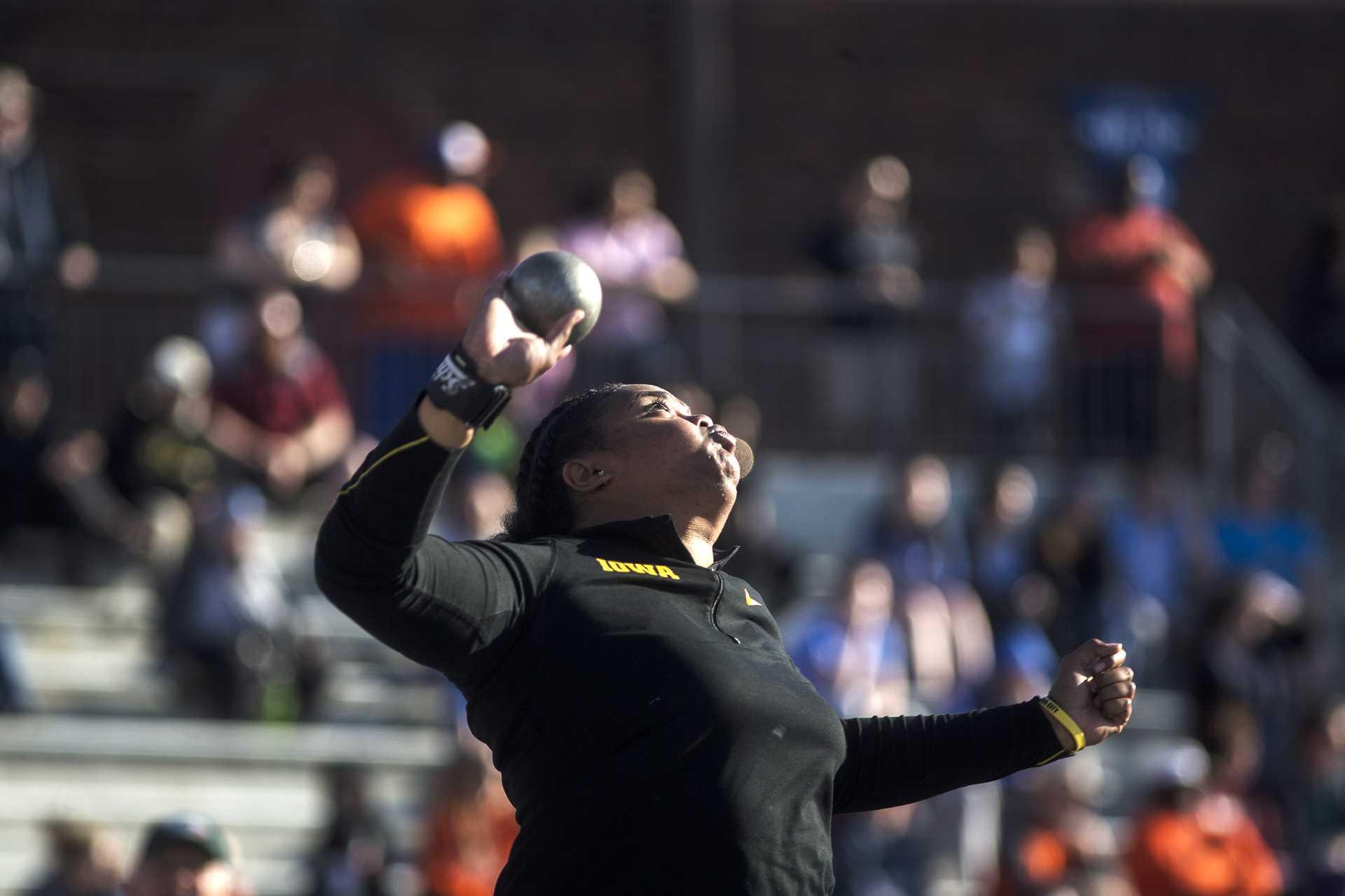 Tausaga leads track Hawks to NCAAs