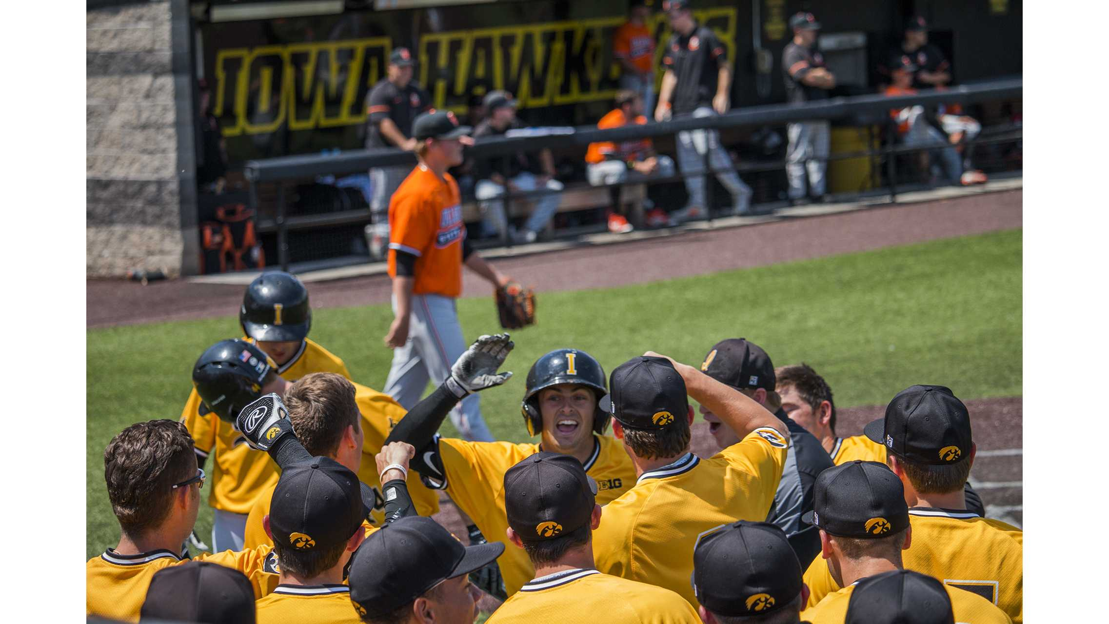 Hawkeyes need to keep winning as gauntlet lets up