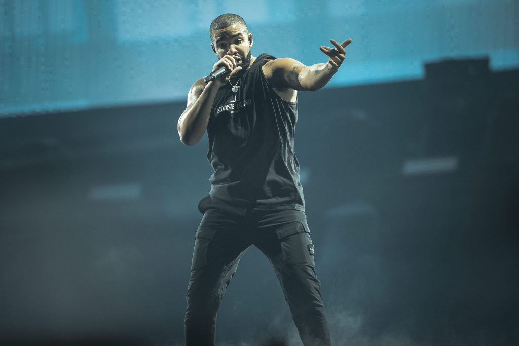 The+Canadian+singer%2C+songwriter+and+rapper+Aubrey+Drake+Graham%2C+better+know+by+his+stage+name+Drake%2C+performs+at+Royal+Arena+on+March+7%2C+2017+in+Copenhagen%2C+Denmark.+%28Gonzales%2FSamy+Khabthani%2FAvalon%2FZuma+Press%2FTNS%29